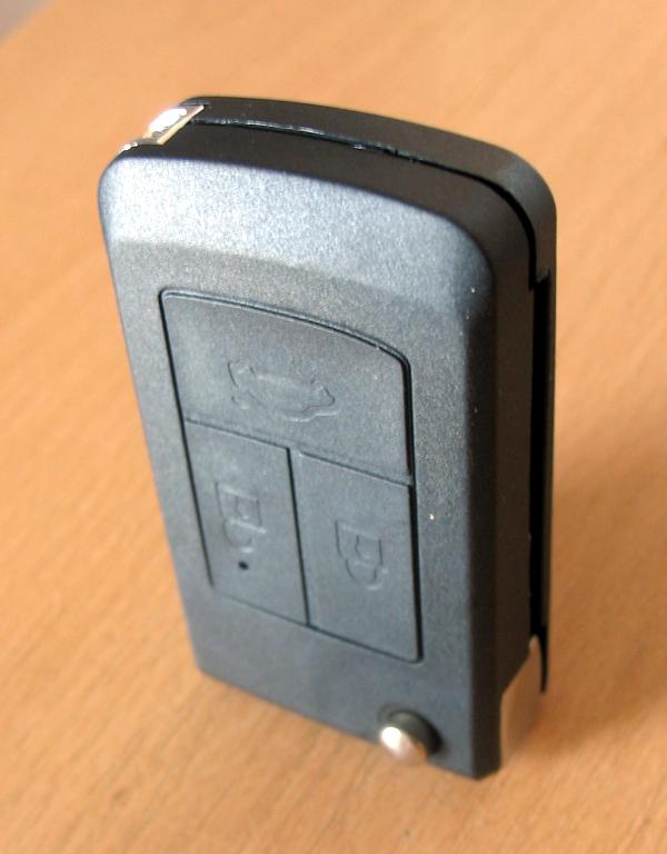 Выкидные ключи для автомобиля ВАЗ в Тамбове. Пульт переставляется из